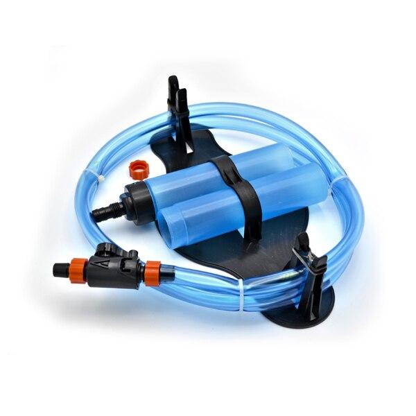 Kit de sifón para acuario, grifo de manguera de 170 Cm