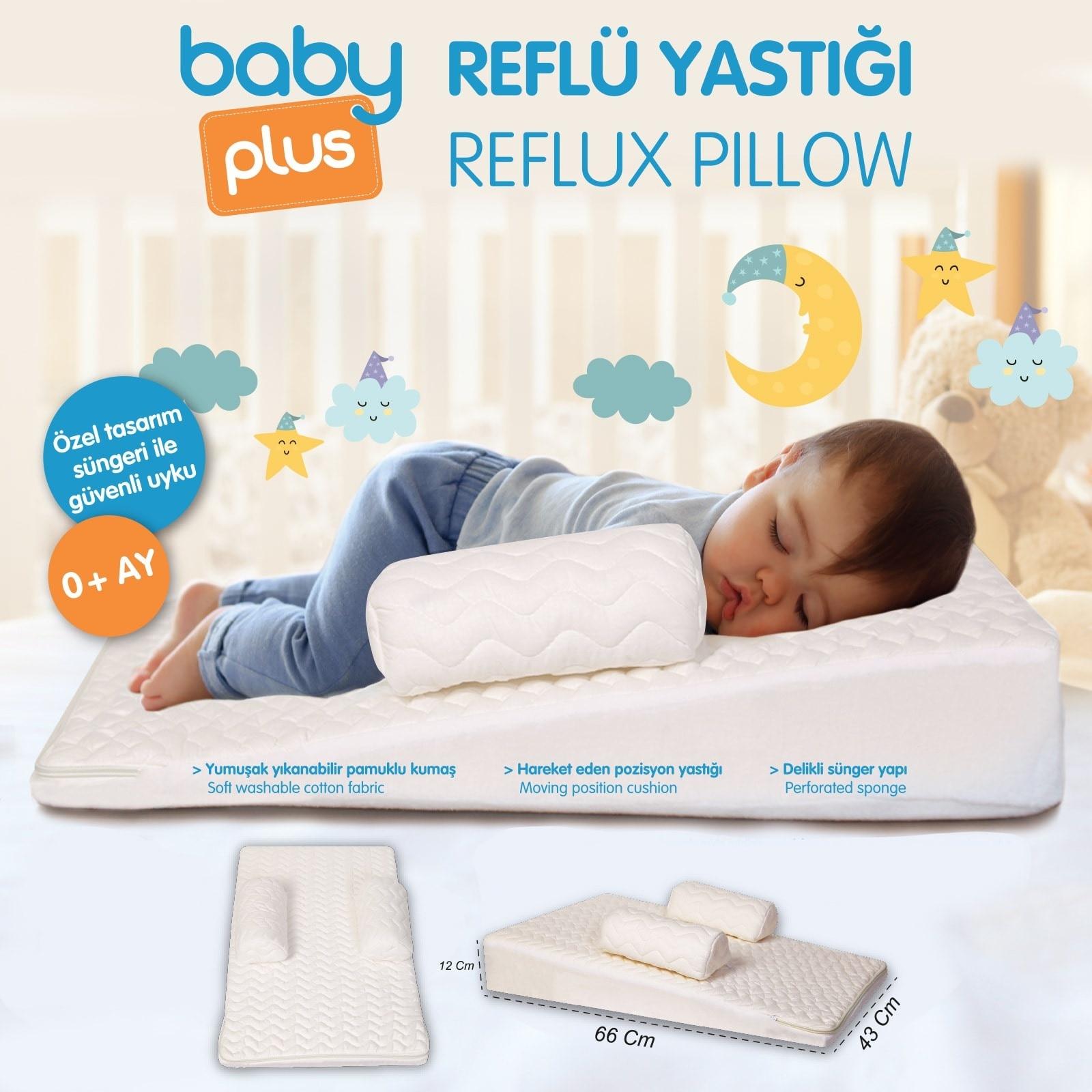 Baby Eko Reflux Pillow
