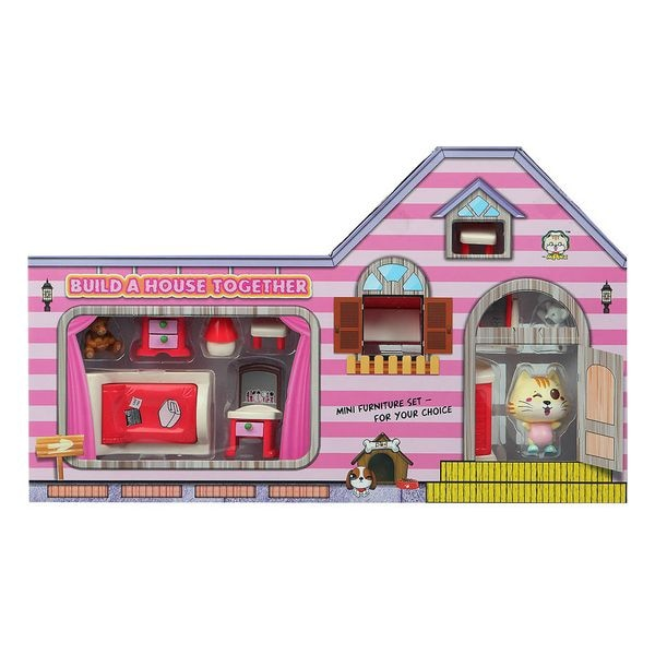 Dolls house Accessories Build Your Bedroom