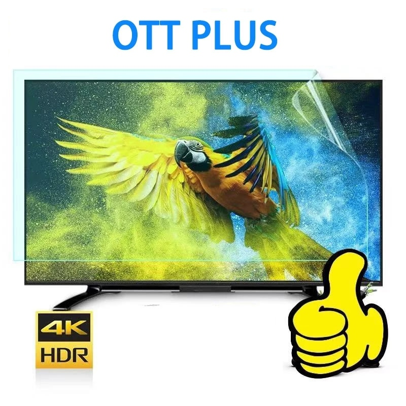 OTT Hot XXX Android TV Smart TV Android Phone PC screen protector Linux MAG OTT for One Screen Accessories