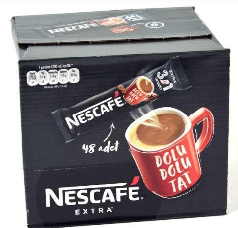 نسكافيه القهوة مع رائعة ، كبيرة رائحة