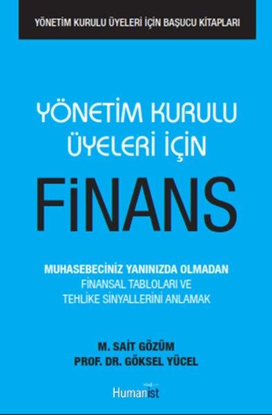 Члены Совета по финансам M. Саит гёзюм, небесный Yücel гуманист книгоиздание (Турецкий)