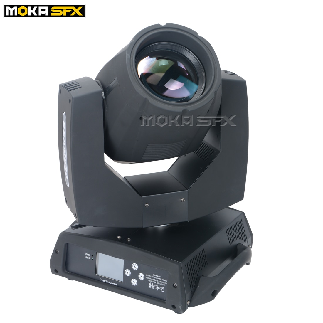 Haz de luz 200W 5R Sharpy High Bright Beam luz con cabezal móvil discoteca luces LED para equipo de iluminación de escenario DJ Disco móvil