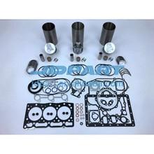 Новый D902 полный ремонтный комплект STD с вкладышем Комплект прокладок для ремонта подшипников двигателя для двигателя kubota