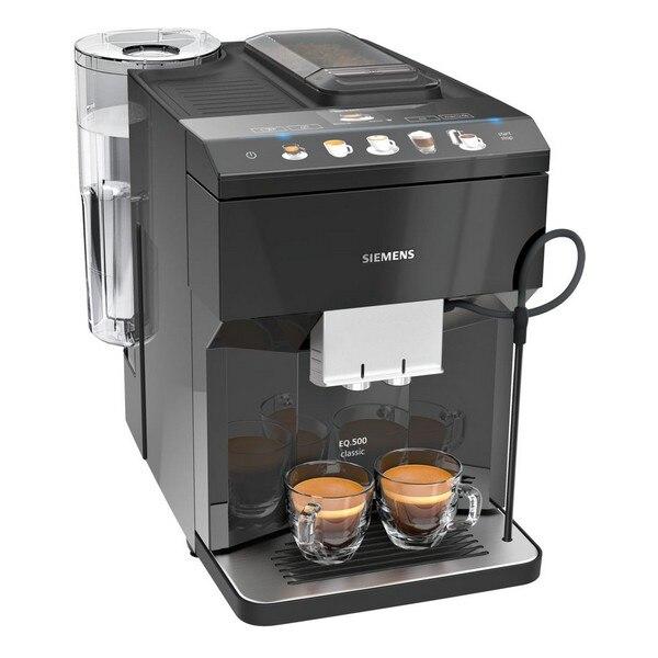Máquina de café expressa siemens ag tp503r09 1,7 l 15 barra tft 1500 w preto