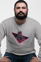 Angemiel Wear Ant Man Gray Men S Sweatshirt