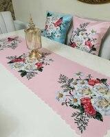 Luxury Pillow decorate Runner CYZ1027