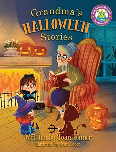 review/ grandmas halloween-stories-Ebook  (PDF)