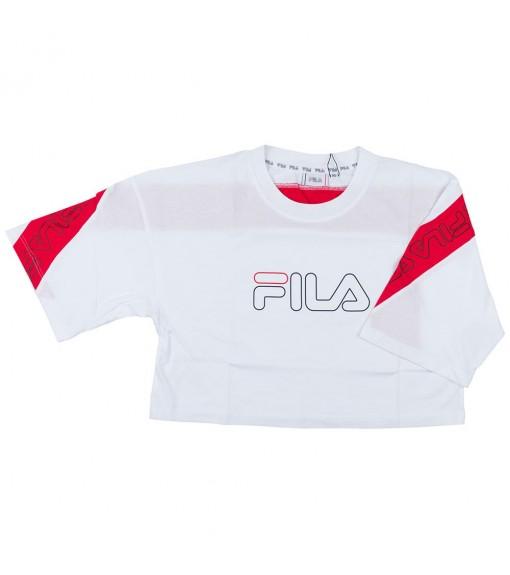 Camiseta Mujer Fila Blanca 683072.A138
