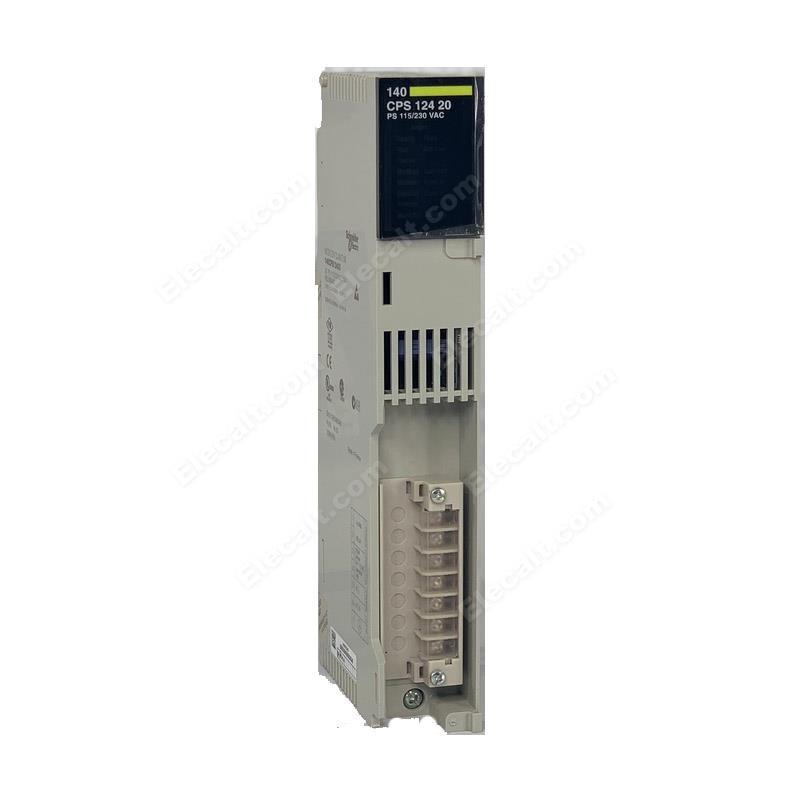 140CPS12420 وحدة امدادات الطاقة 115 فولت/230 فولت التيار المتناوب الأصلي PLC المراقب المالي