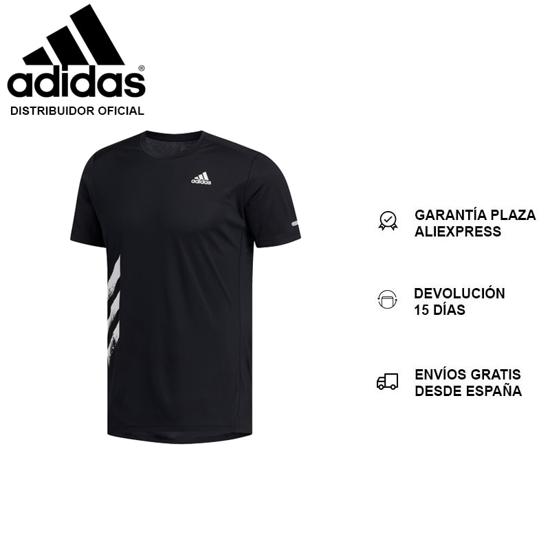 Adidas RUN IT PB, T-shirts, Running, men, AEROREADY fabric, 100% recycled polyester, round neck-new ORIGINAL