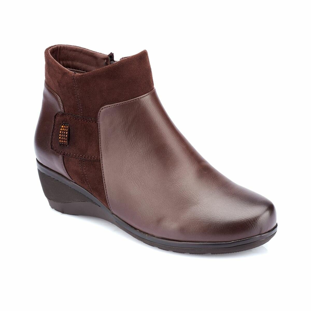 FLO 82.150417.Z Brown Women 'S Boots Polaris