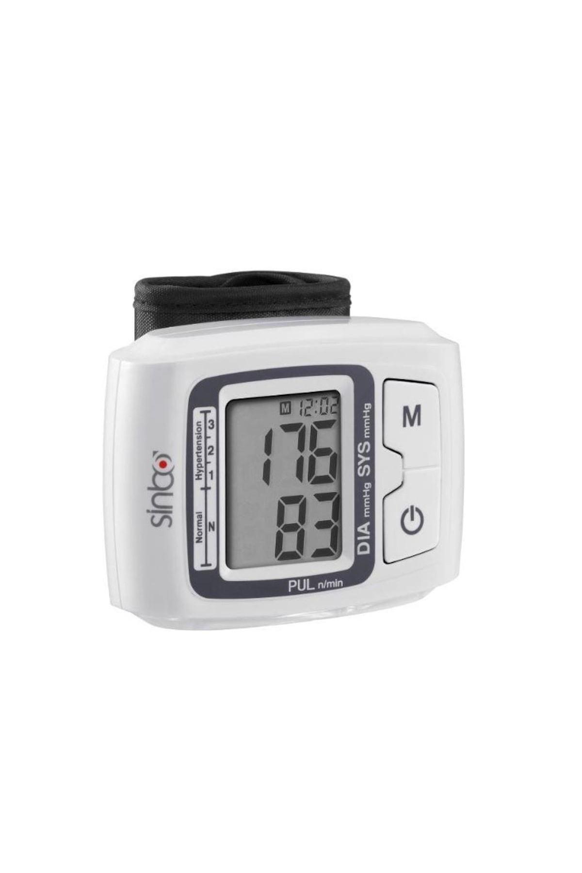 SBP-4608 monitor Digital de presión arterial tipo muñeca