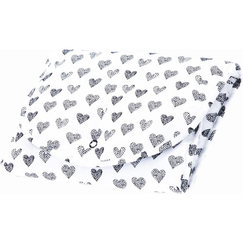 DesingONB Waterproof Practical Baby Bottom Opening Cushion Heart-Baby Bottom Cleaning Cloth