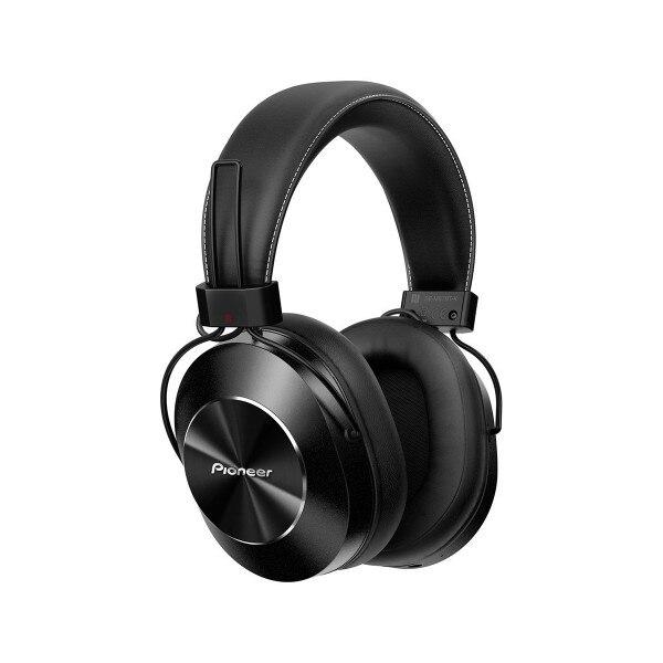 Pioneer se-ms7bt negro auriculares inalámbricos audio de alta calidad con micrófono bluetooth nfc power bass