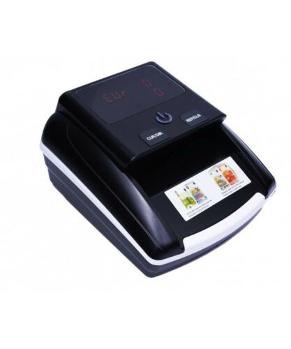 Counter automatic counterfeit LCD ticket DETECTOR for euro new bills