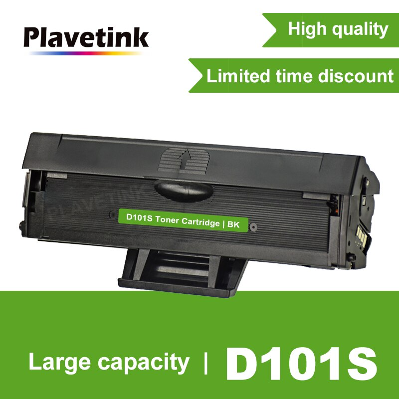Plavetink d101s тонер-картридж EXP чип для samsung 101 S/s MLT-D101S D01 101 мл 2160 2165 2166 Вт SCX 3400 3401 3405F 3405FW