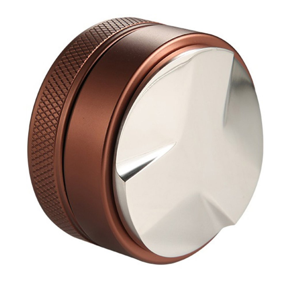 49 мм дистрибьютор кофейного темпера, регулируемый молоток для порошка эспрессо, дистрибьютор для кофейного темпера, выравниватель