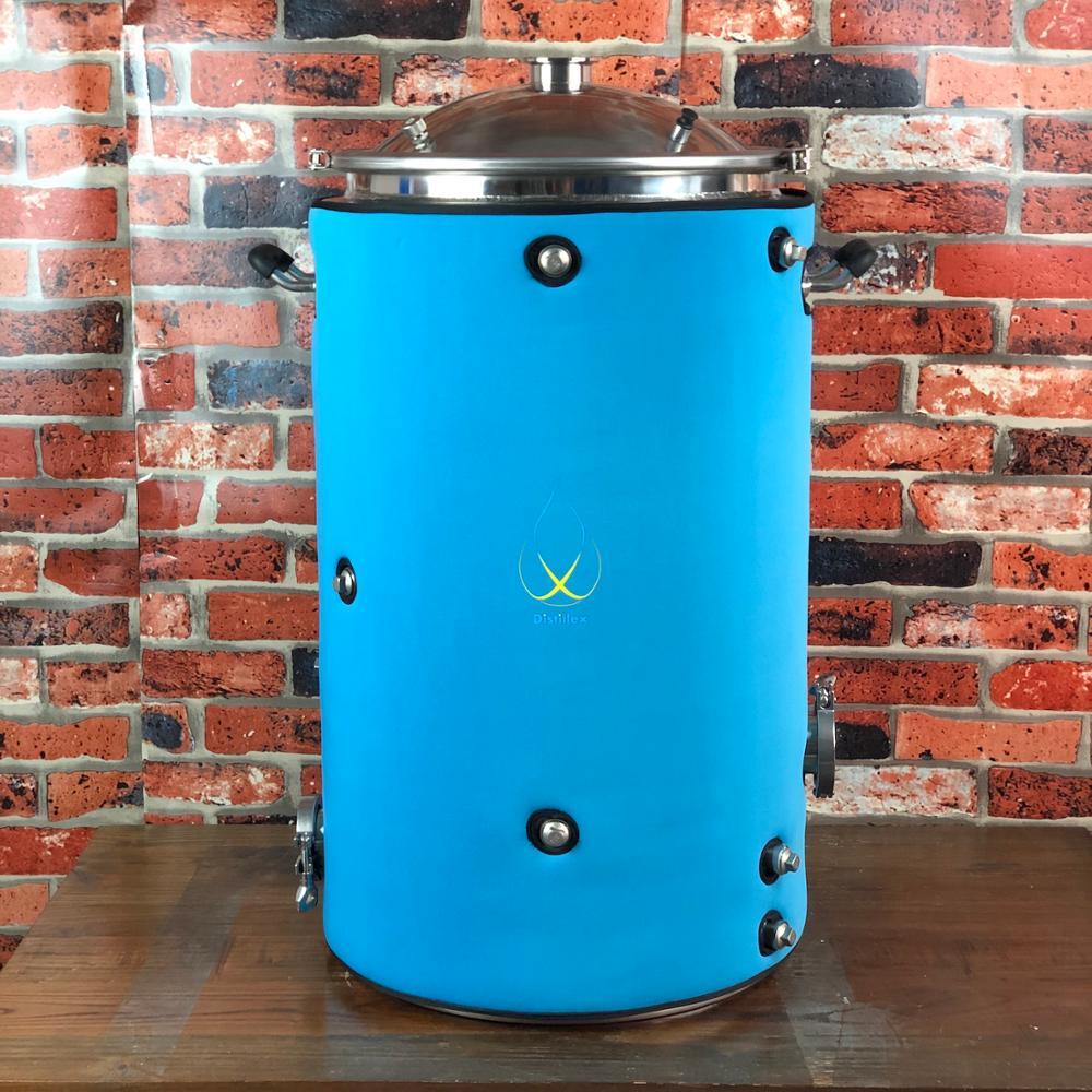 55L خزان البخار عالية الكفاءة النيوبرين العزل سترة ل 55L الجذعية جاكيت خزان. سمك 3 مللي متر مع طبقة أحبطت.