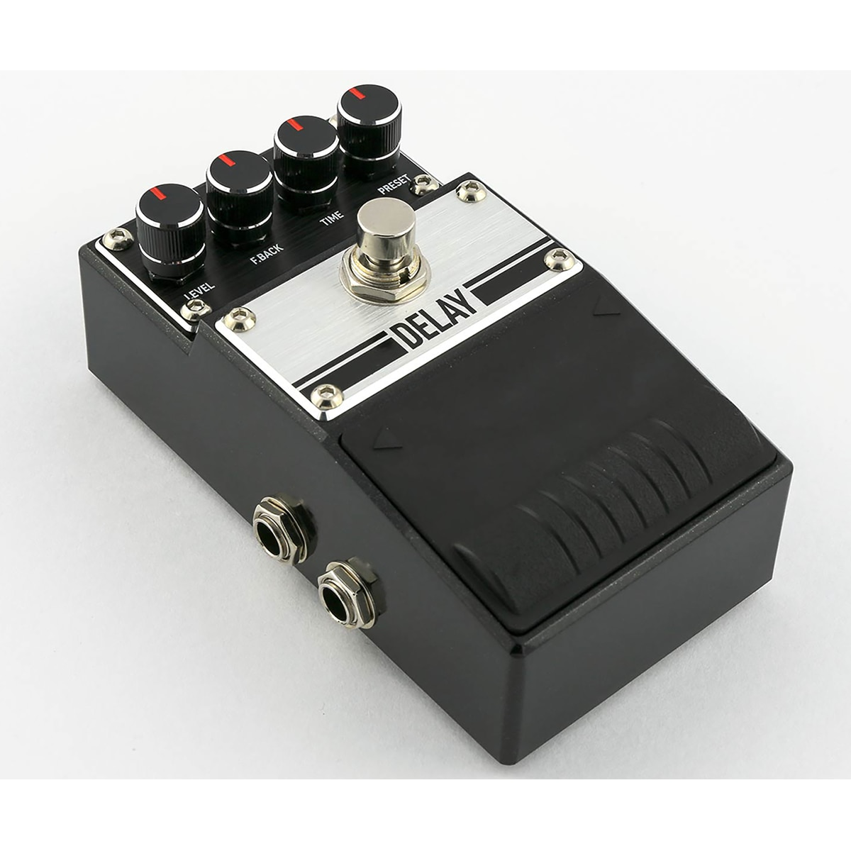 BAC Guitar Delay Audio Effector Pedals Up to 1000 ms Stereo Support USB Power Supply