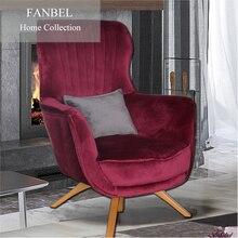 FANBEL Кресло одноместный диван люкс каркас дерево Cizgi