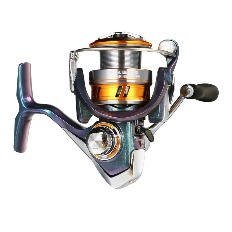NEW DAIWA REGAL LT Shallow spool 1000S 2000S 2500S 3000S 1000D 2000D 2500D 2500D-XH 3000D-C 3000D-CXH spinning fishing reel enlarge