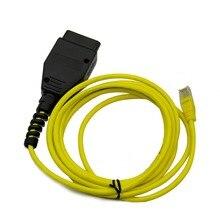 2020BMW ENET Ethernet à E-SYS dinterface OBD codage ICOM pour câble de Diagnostic f-serie nouveau câble de données ESYS pour
