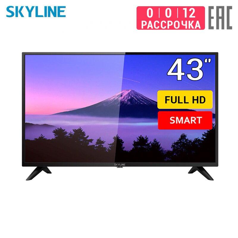 TV digital SKYLINE 43LST5970, Full HD, SmartTV 4049 pulgadas, dvb-t, dvb-t2