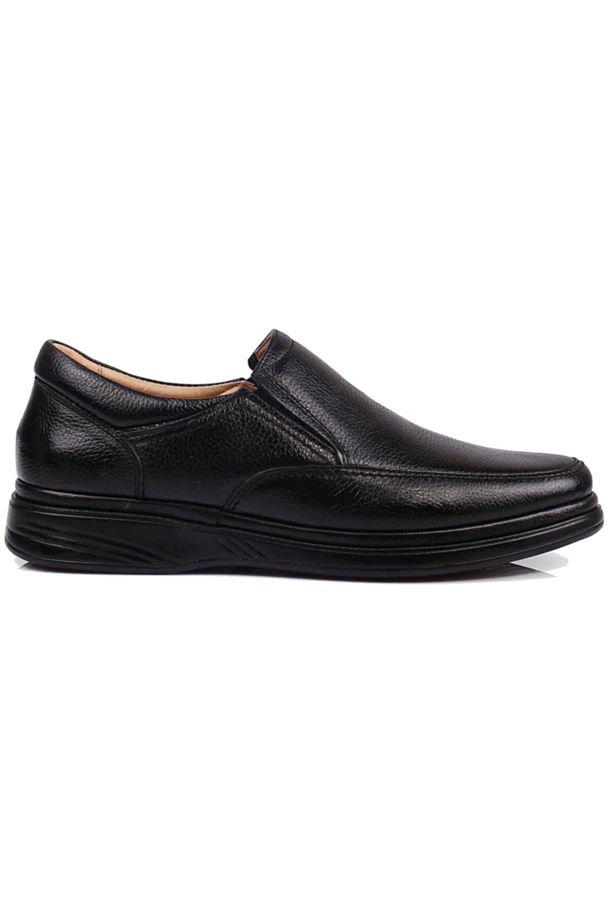 Orthopedic Indoor Outdoor Complete Leather Extra Comfortable Large Size Casual Men S Shoes 700sk (40-48)