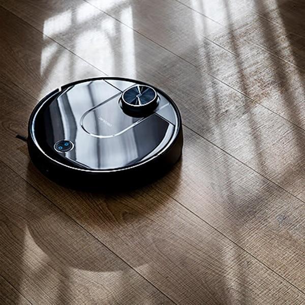 Aspiradora Robot Cecotec Conga 3690 absoluta 64 dB 2700 Pa WIFI negro