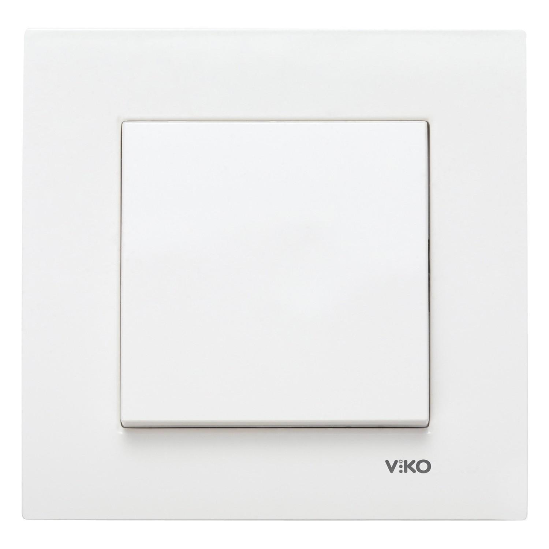 SERESSTORE Viko Karre-مفتاح إضاءة ، أبيض