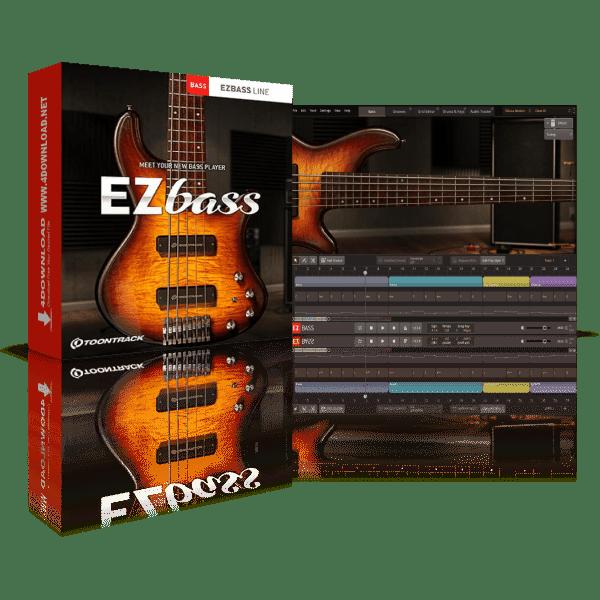 Toontrack EZbass Full version