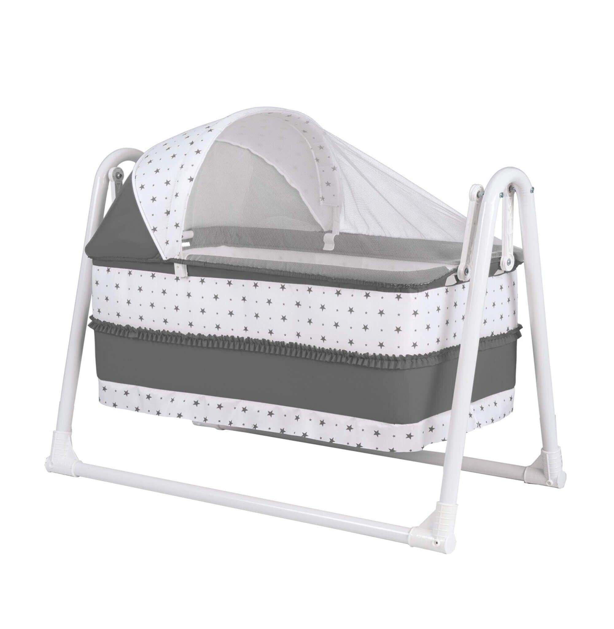 Детская многофункциональная Колыбель, колыбель для новорожденных, коаксиальное детское кресло-качалка, Интеллектуальный комфорт, артефакт, корзина для сна