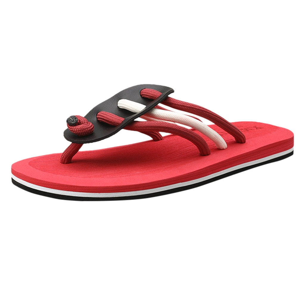 2021 Men Comfortable Hot Sandals Solid Color Men Lightweight Shoes Free Shipping Flat Outdoor Slippers JDS