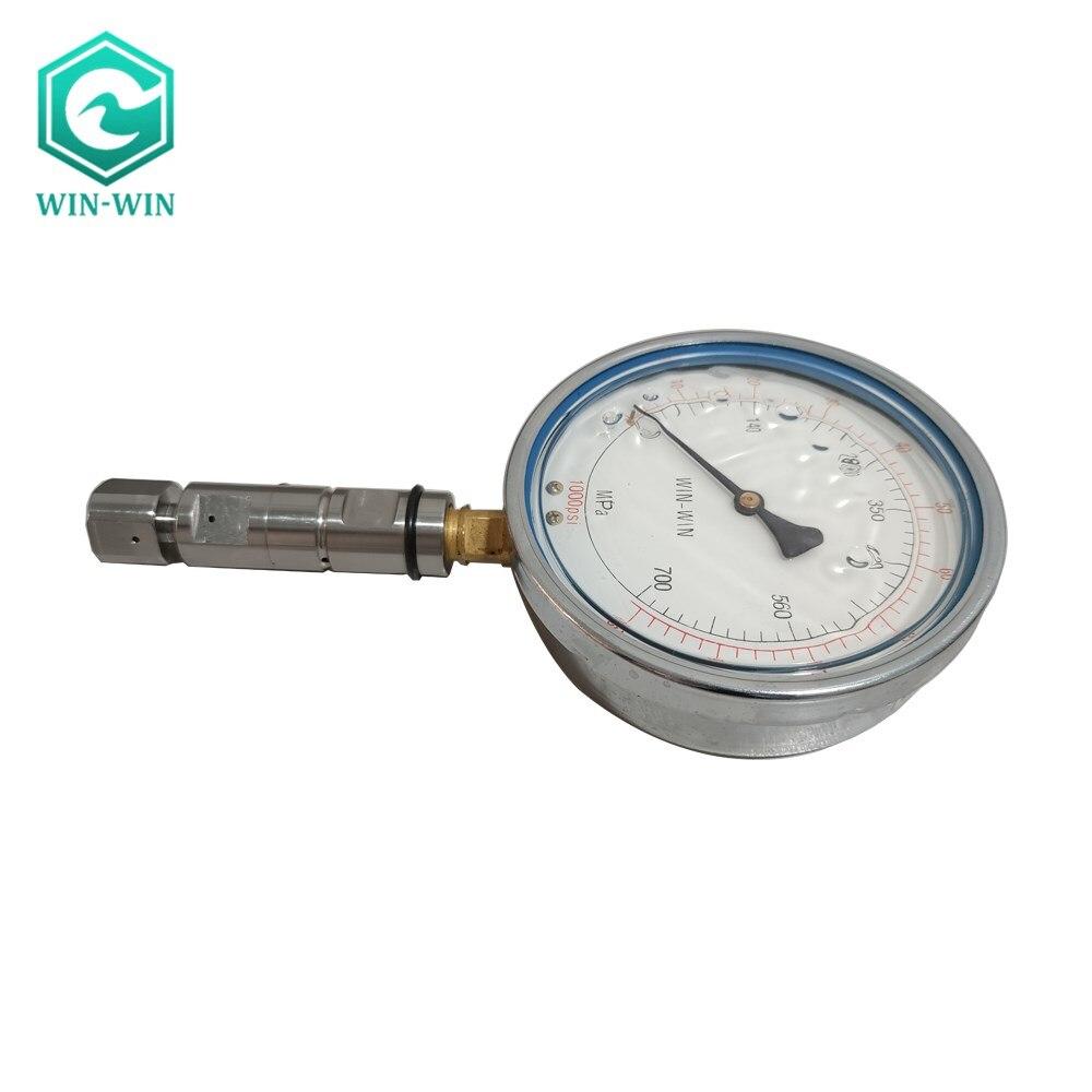 قطع غيار مركبة المياه النفاثة أدوات قياس الضغط Ultrl-ارتفاع ضغط 700mpa/100kpsi