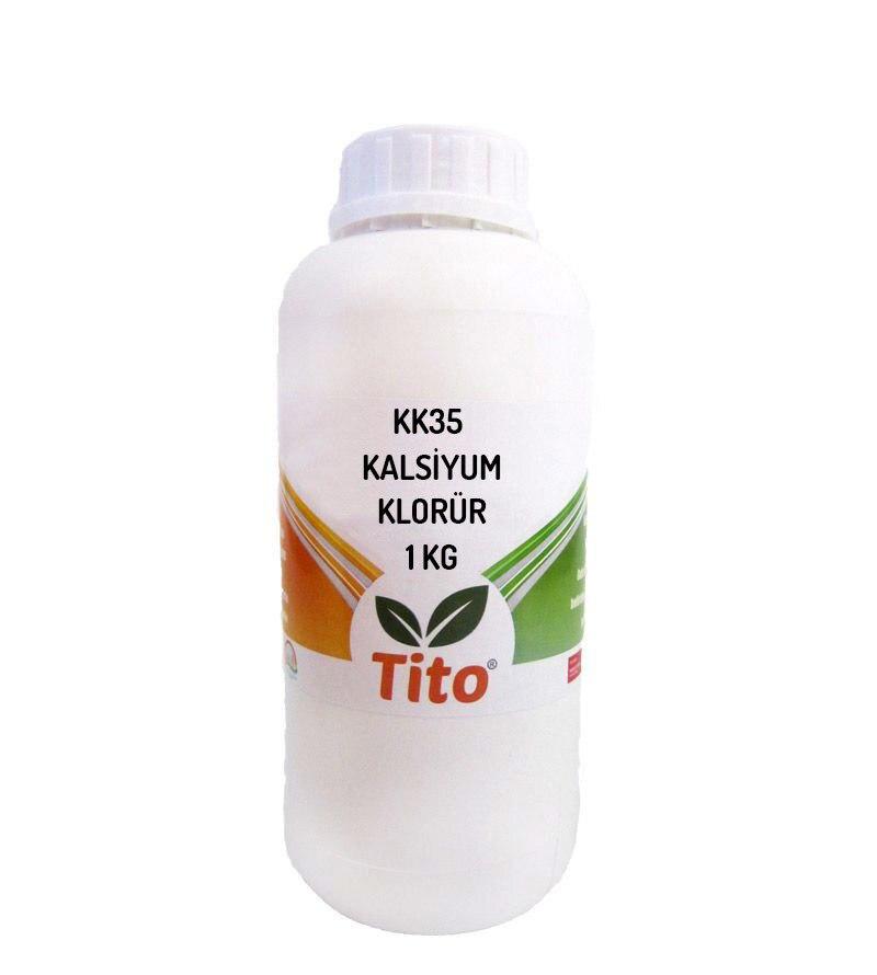 Tito KK35 líquido cloruro de calcio E509 1 kg