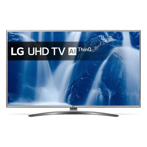 "Smart TV LG 65UM7610 65 ""4K Ultra HD LED WiFi Silber"