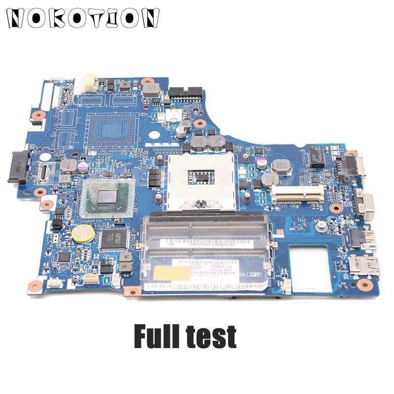 NOKOTION MBRGP02001 MBRT302001 para Acer aspire 4830 4830TG placa base de computadora portátil P4LJ0 LA-7231P HM65 UMA HD DDR3