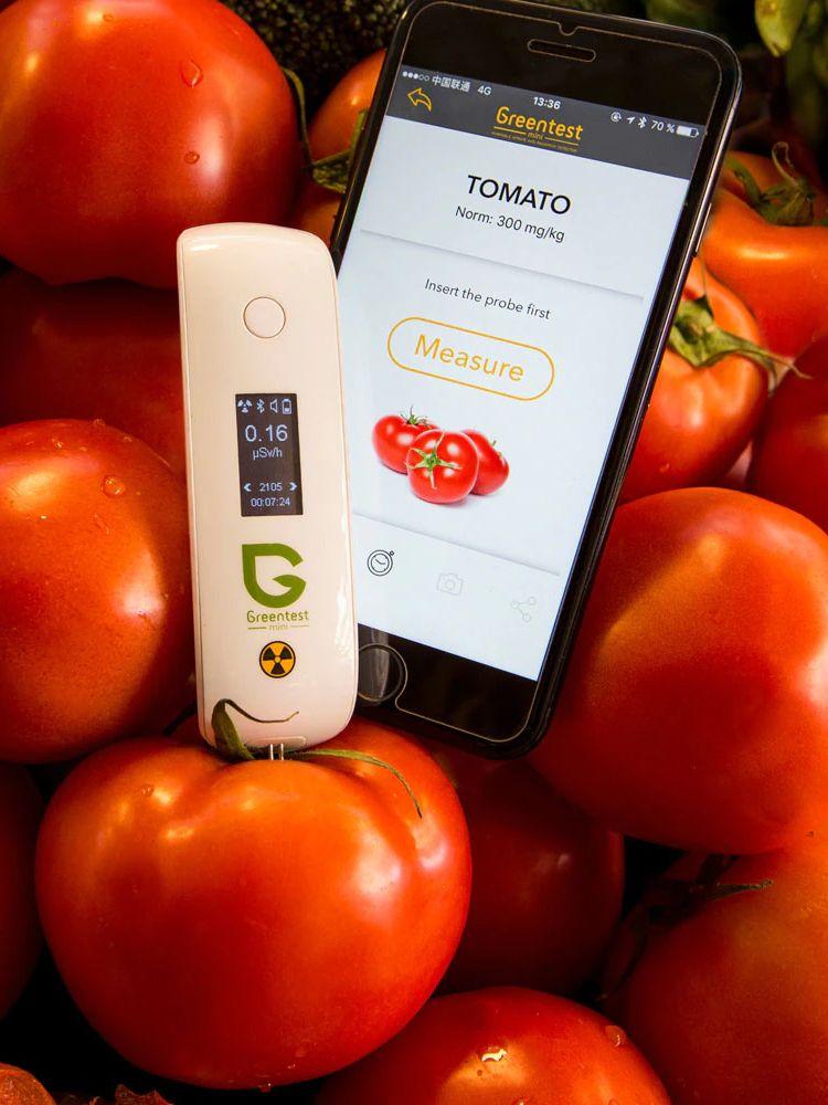 Greentest ايكو الغذاء مصغرة نترات تستر TDS جهاز اختبار مياه كاشف إشعاع ، الفواكه الخضروات ، اللحوم ، الأسماك ، كاشف صلابة المياه