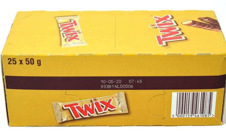 Twix Caramel Chocolate 50 G WONDERFULL  EXCELLENT DELICIOUS SNACKS
