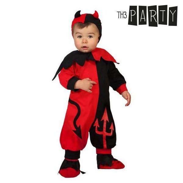 Disfraz para Bebés Demonio (3 Pcs)
