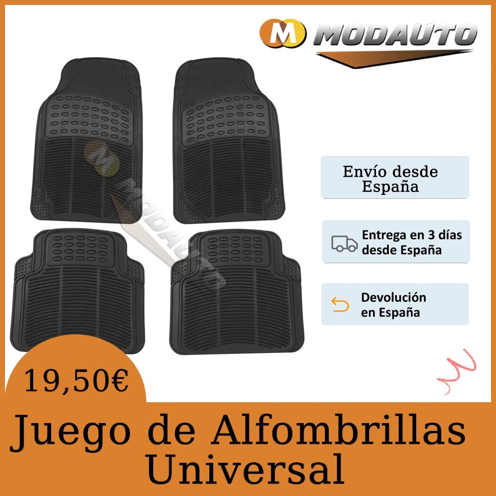 AliExpress - MODAUTO Universal mat set, 4 piece carpet, Universal for car, black color, Trimmer, model G820