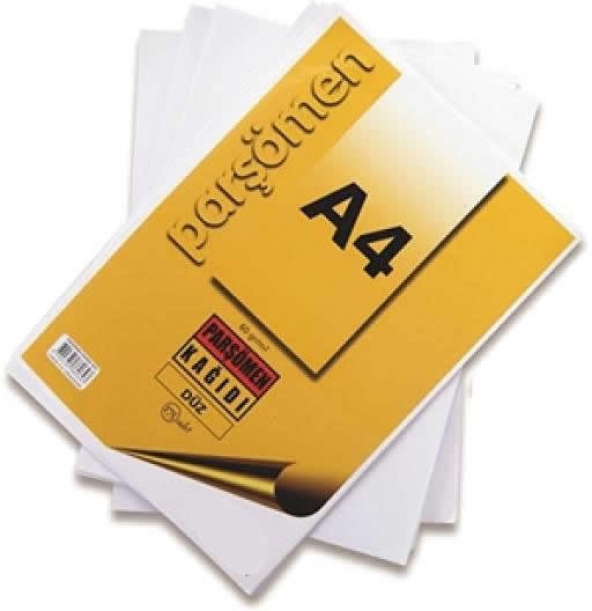 TONAR Parchment Paper 60g. 175 pcs. Multi-purpose Papers Stationery Supplies School Supplies Paper Assortment DIY