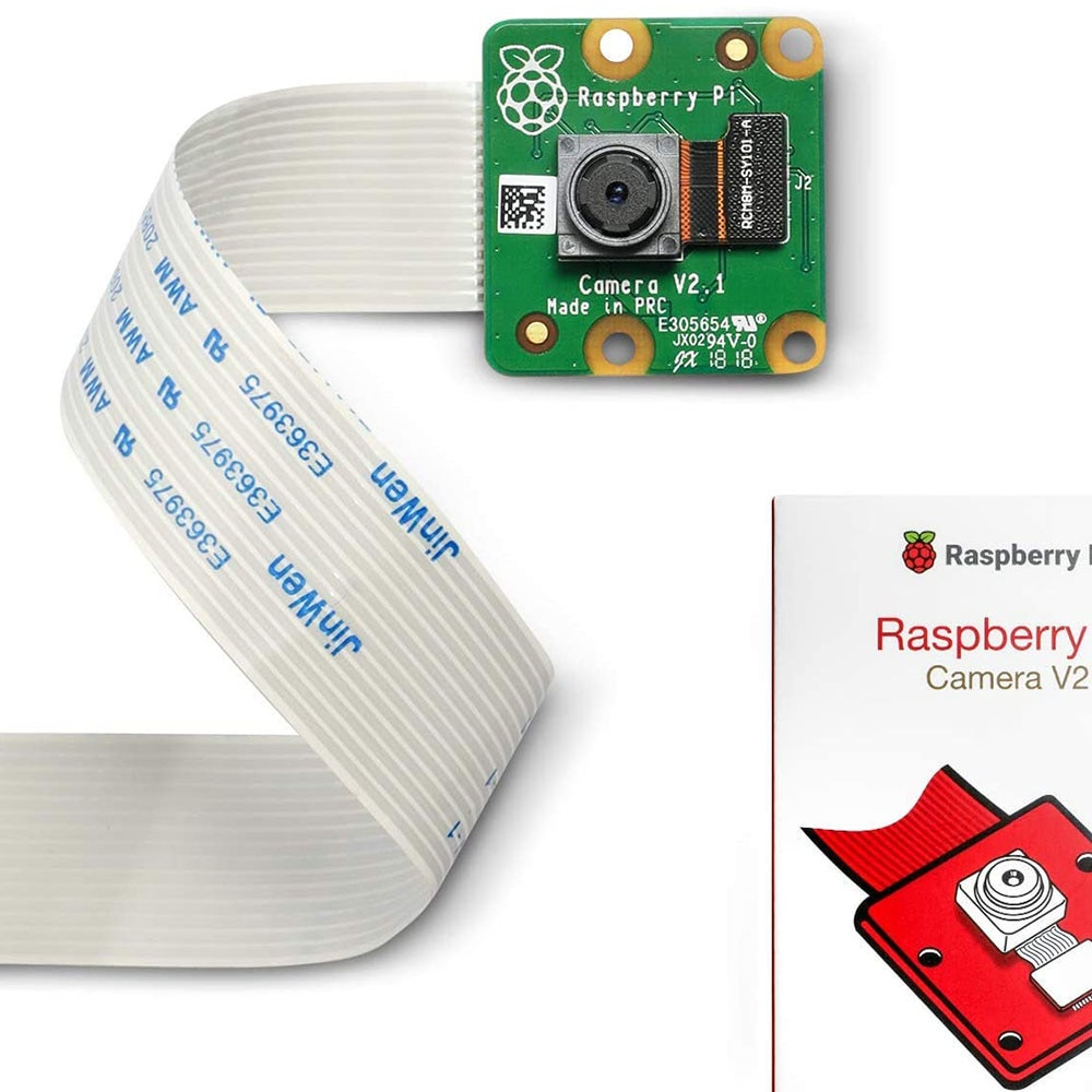 Raspberry Pi Camera Webcam Module V2 8MP 1080P for Raspberry Pi 4 3 B+ Zero w camera kit