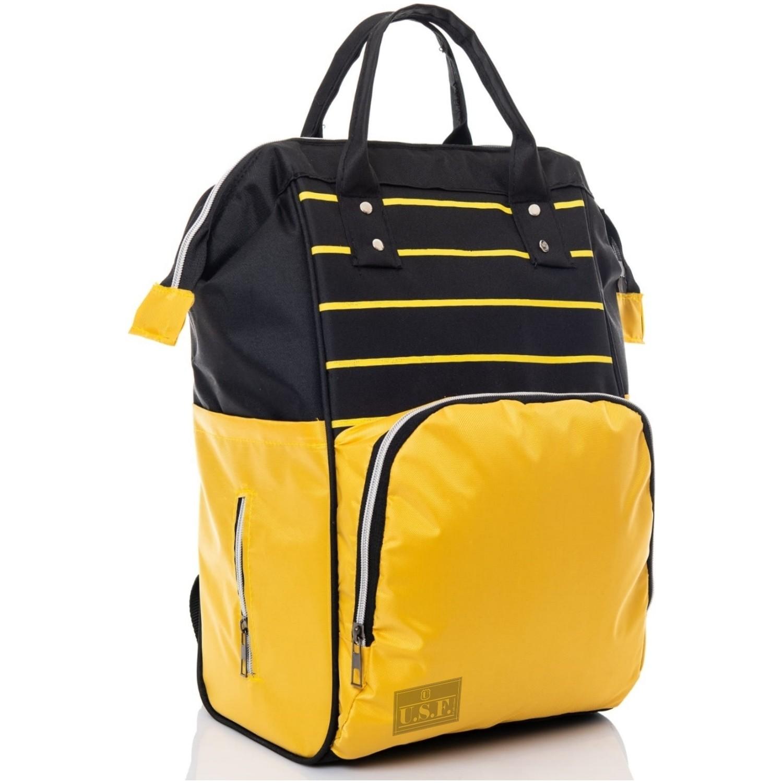 Рюкзак Fashion Mummy Maternity Nappy Bag Large Capacity Nappy Bag Travel Backpack Nursing Bag for Baby Care Women's Fashion Bag