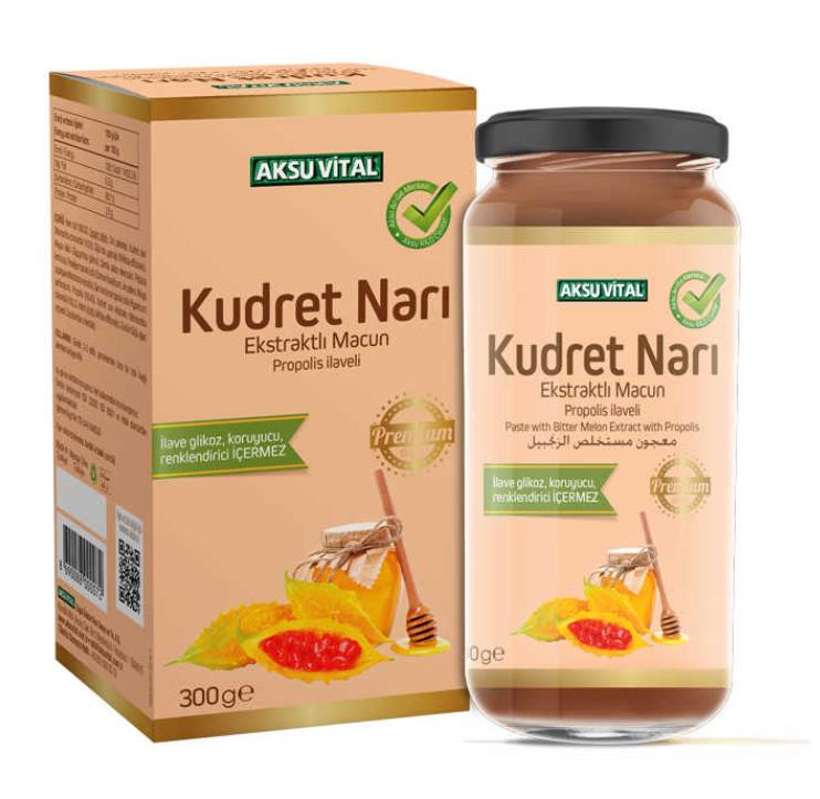 Paste with Bitter Melon Extract Propolis with 300g. Paste Potency Sexual Product Herbal Medicine Made in Turkey недорого