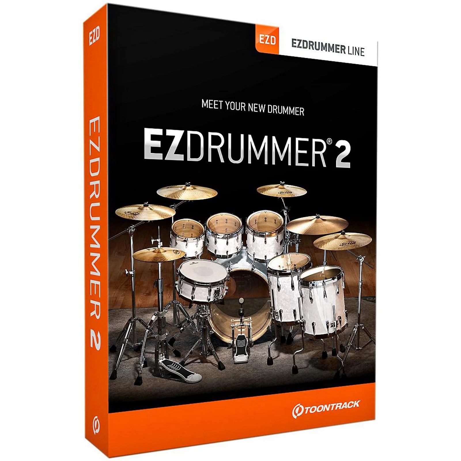 TOONTRACK EZDRUMMER 2 (2020) With ALL 44 EXPANSION PACKS - TOONTRACK