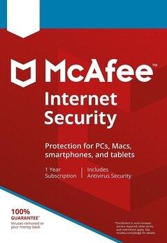 McAfee Antivirus Protection totale 2021, logiciel de sécurité Internet✴�� [Disque PC/Mac]