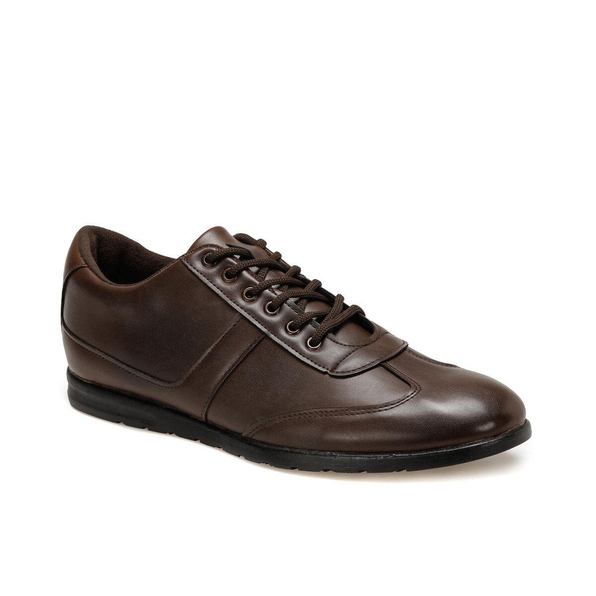 FLO GBS118 براون حذاء رجالي غير رسمي أوكسيد