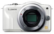 Used,Panasonic Lumix DMC-GF3  12 MP Micro 4/3 Mirrorless Digital Camera